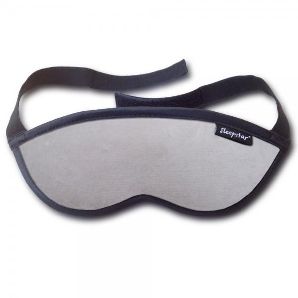 Orion Deluxe Eye Sleep Mask Silver