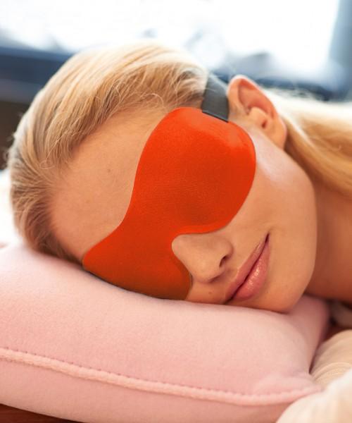 OHROPAX Sleep Mask 3D ORANGE