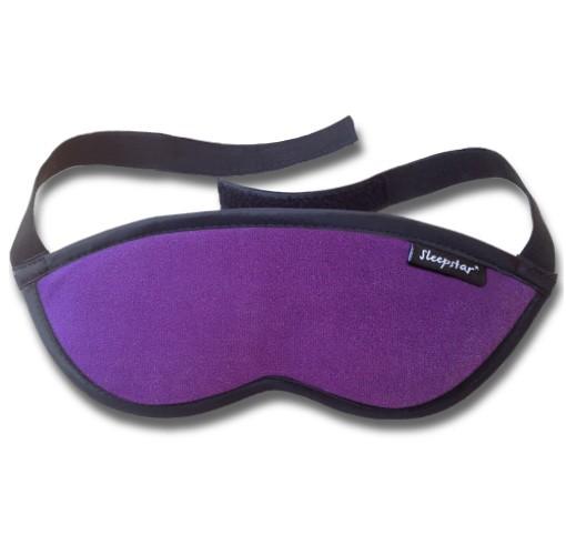 Orion Deluxe Eye Mask - Purple