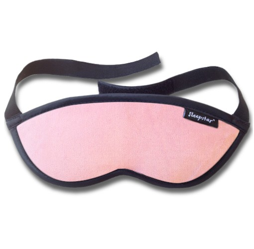 Orion Deluxe Eye Mask - Pink