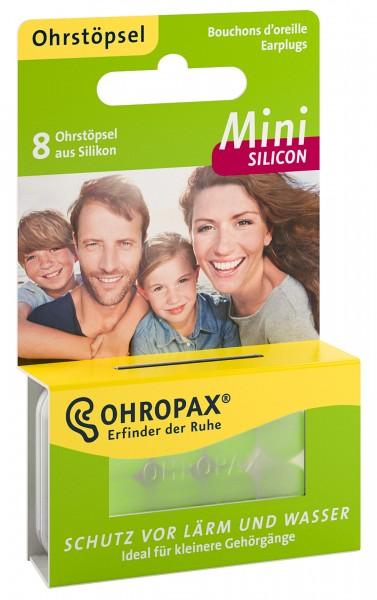 Ohropax Mini Silicon Earplugs